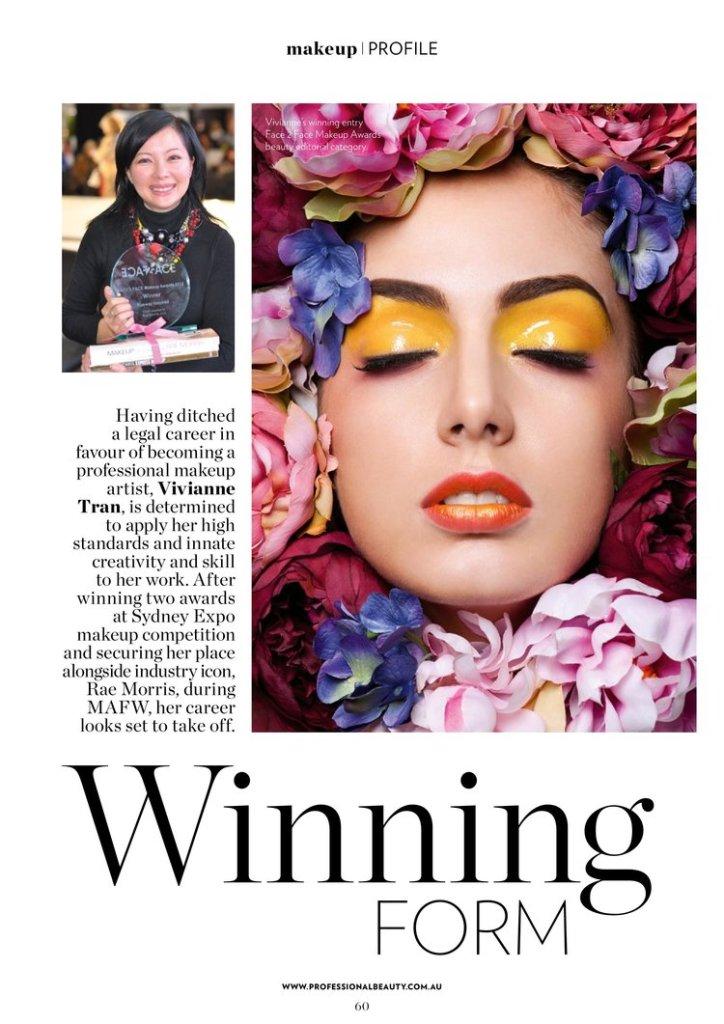 vivianne tran makeup artist